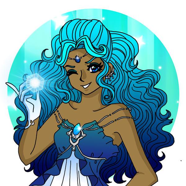 Aquarius by Sailor-Serenity