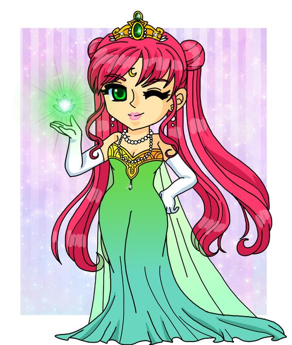 Queen Viola by Sailor-Serenity