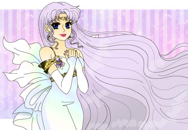Moon Goddess by Sailor-Serenity