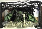 BalDron Cold Porcelain Dragon by Redefined-Studios