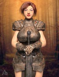 Duilia fantasy warrior