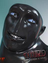 HF Iron Head Image Promo