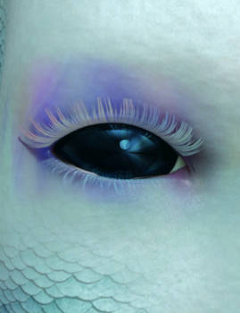 Tethys: Purple MakeUp Render Test