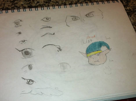 Eye practice (And Link)
