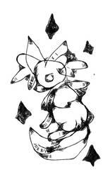 Fennekin doodle