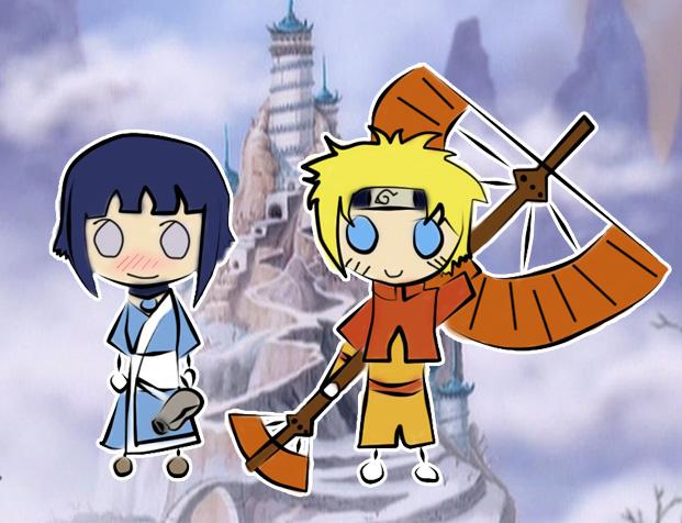 Naruto avatar by 3footninjaNaruto Vs Avatar