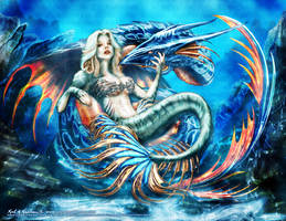 Tempest by xenoform