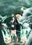 Commission Final Fantasy VII
