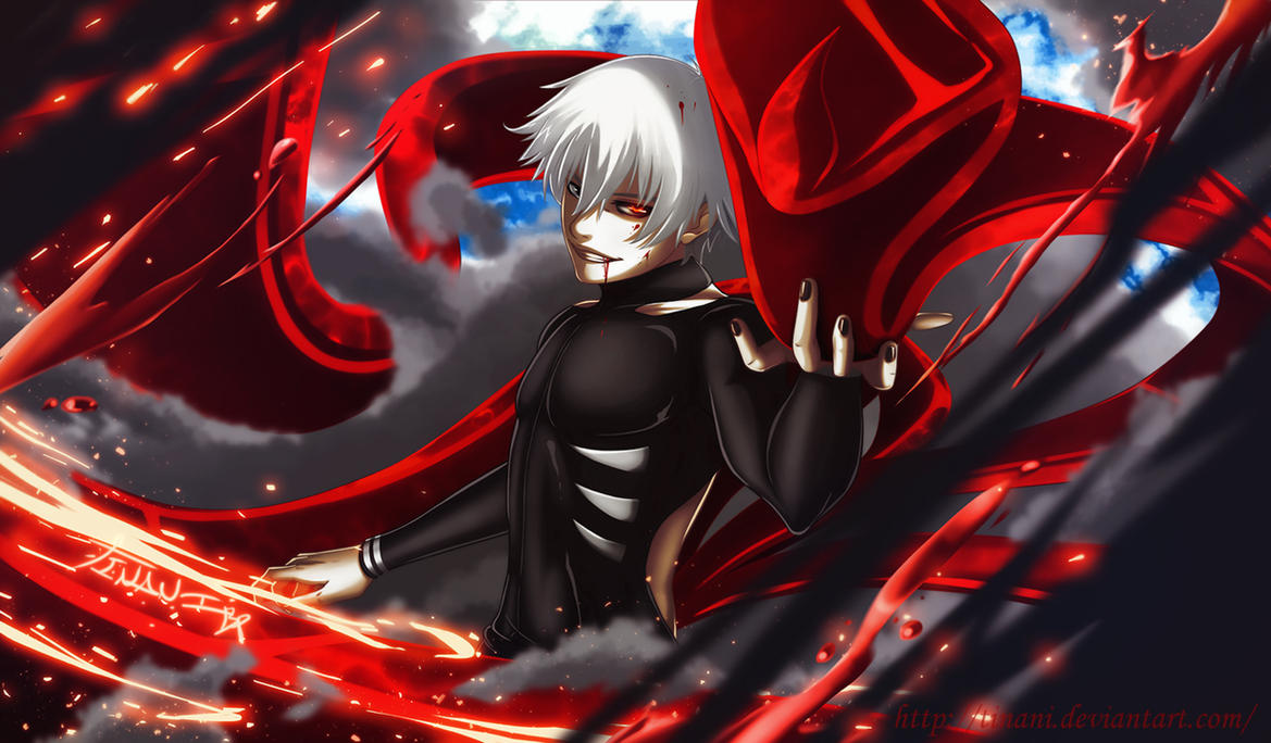 The Vault of Solomon King Tokyo_ghoul___kaneki_by_tinani-d8jibqv