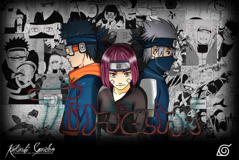 Naruto Shippuuden Episode 120 - Kakashi Chronicles - Boys' Life on the