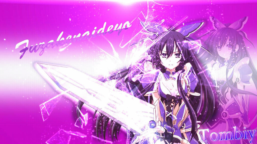Date A Live Tohka Wallpaper By Tombiy