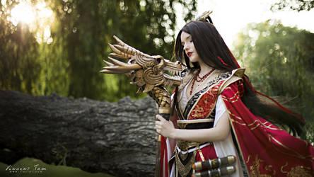 My Dearest Dragon by murmeltierchen