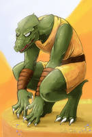 The Gorn is Clever by DrZime