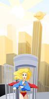 Supergirl Emerges