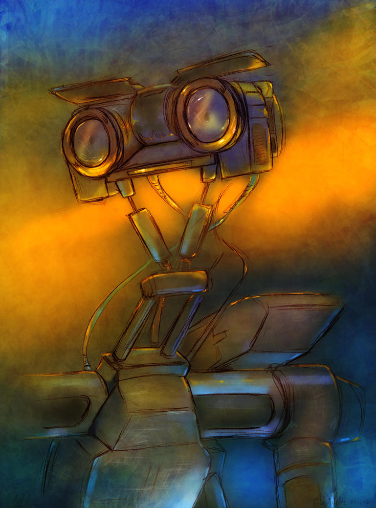 Life Is Not A Malfunction By Drzime On Deviantart No Disassemble Johnny 5is Alive