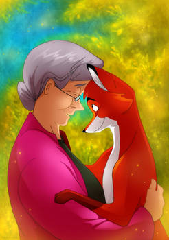 The Fox and the Widow