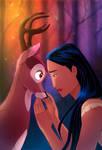 Pocahontas and the Prince