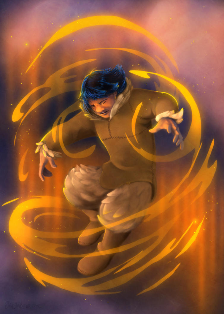 Kenai's Transformation by Zimeta