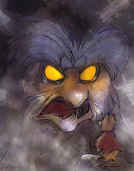 Mrs. Jonathan Brisby? by DrZime
