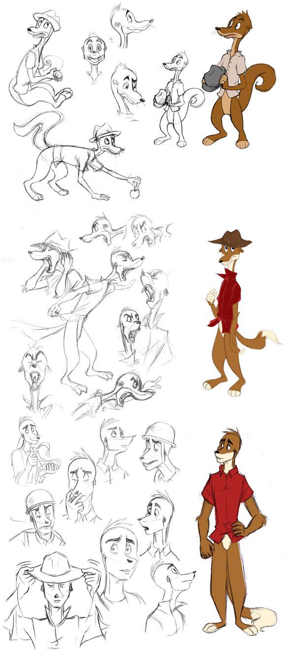 William Evolution by Zimeta