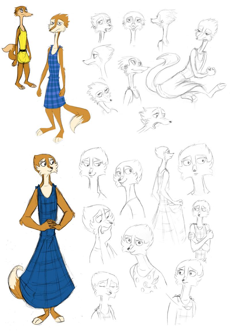 Sonia Evolution by Zimeta