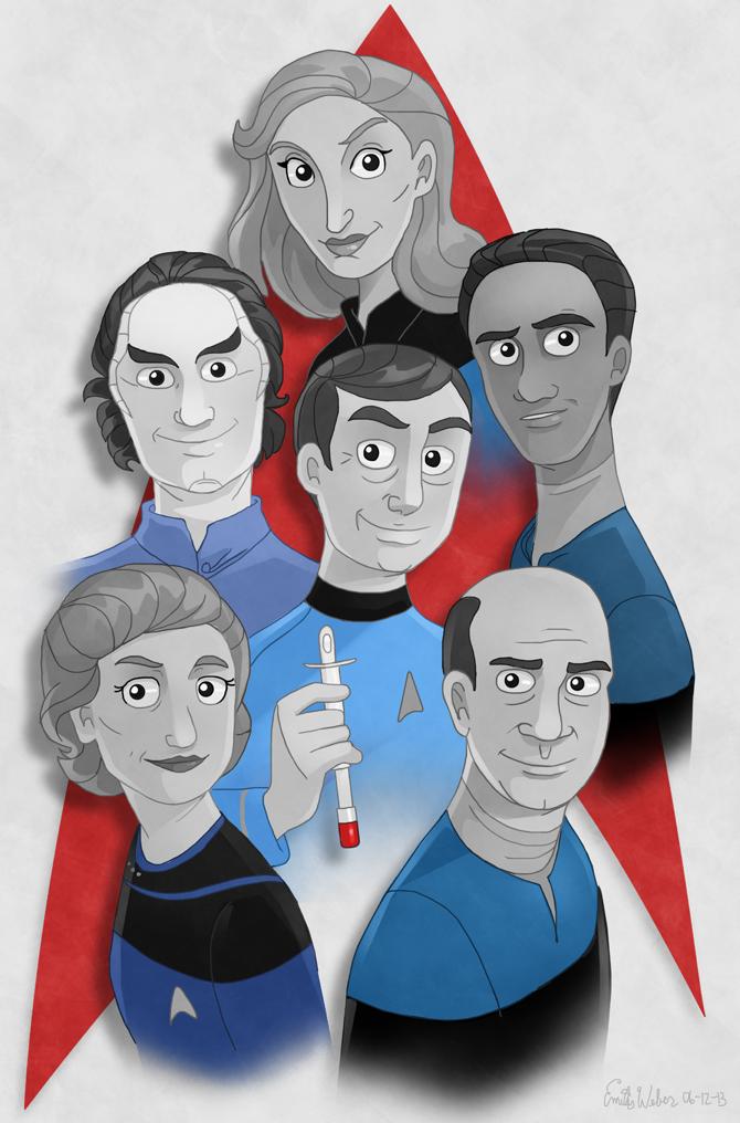 Space Doctors by Zimeta