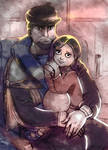 Shanath and his daughter by DrZime