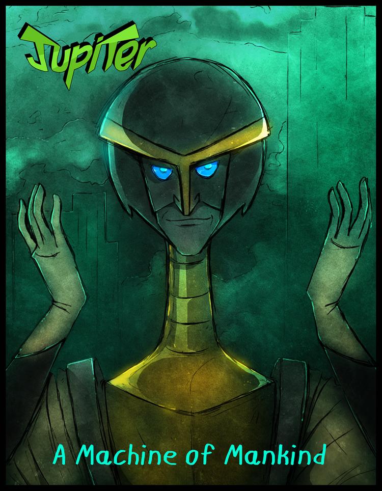 Jupiter - Chapter 03 Title by Zimeta