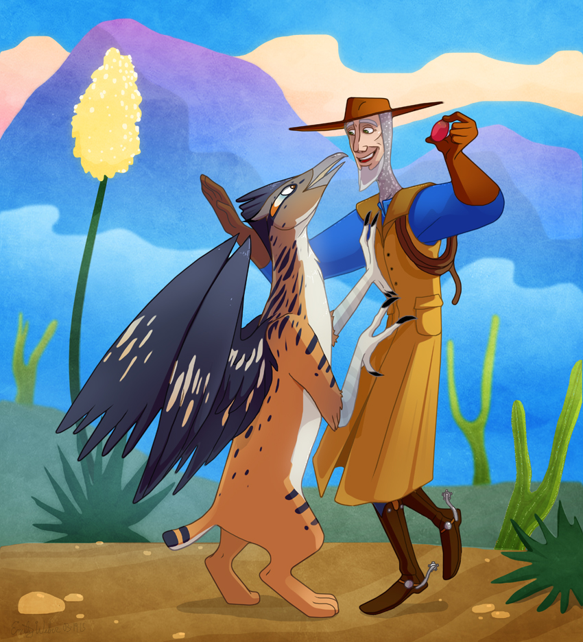 Southwestern Magic by Zimeta