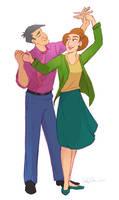 Seymour and Edna