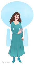 WOS - Deanna Troi by DrZime