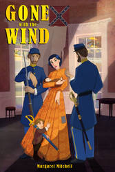 Books Read - Gone with the Wind by DrZime