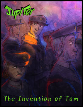 Jupiter - Chapter 13 Title