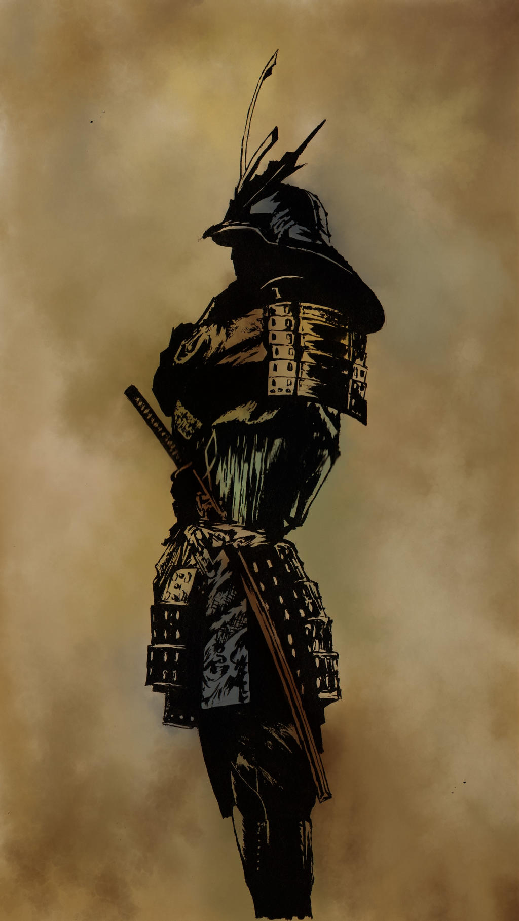 Samurai Guy by ross-senpai