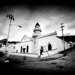 mosque in cape town by rami777