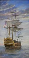 HMS Vanguard reworked