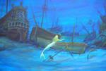 Mermaid detail