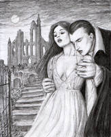 Kiss of Dracula by dashinvaine
