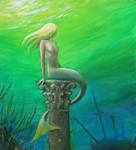 Mermaid of Atlantis wip2