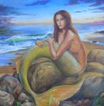 Dusk Mermaid