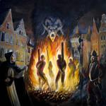 Inquisition straight version by dashinvaine
