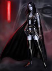 Sith Princess by dashinvaine