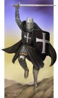 God's Avenger fin by dashinvaine