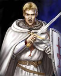 Righteous Avenger by dashinvaine