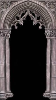 Dark Gothic Portal