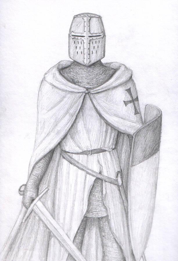 Crusader by dashinvaine on DeviantArt