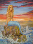 Blue Mermaid version 2