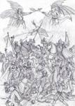 Crusader Battle