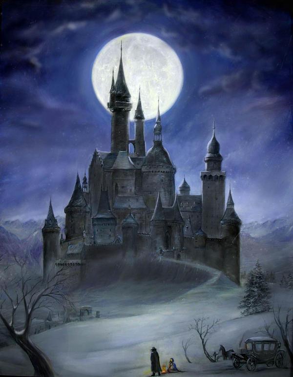 Gothic Castle Reworked By Dashinvaine On DeviantArt