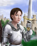 Joan of Arc revisited wip